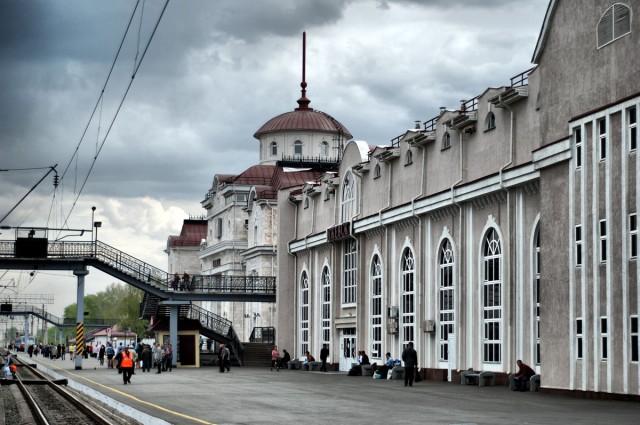 Ижевский вокзал