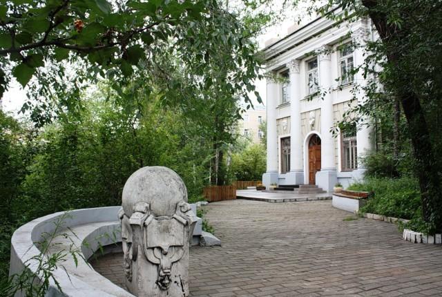 Краеведческий музей в Чите
