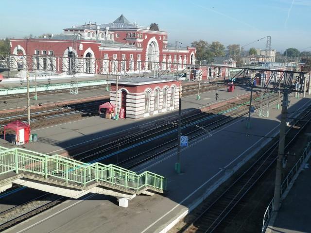 Курский ЖД вокзал