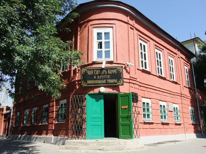 Лавка Чехова