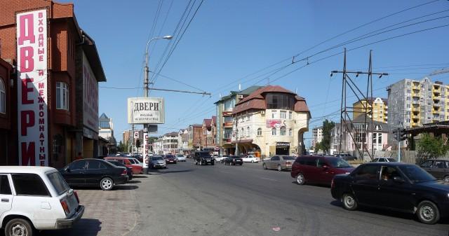 Махачкала. Улица Кирова