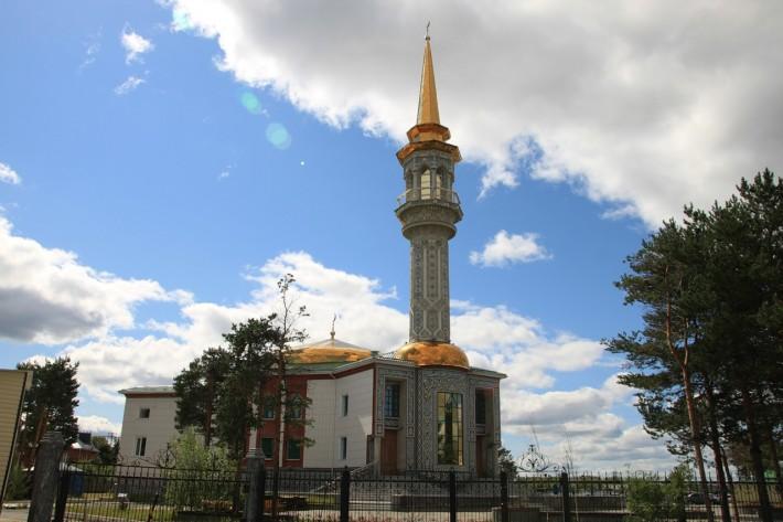 Мечеть в Сургуте