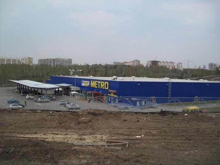 Метро в Томске
