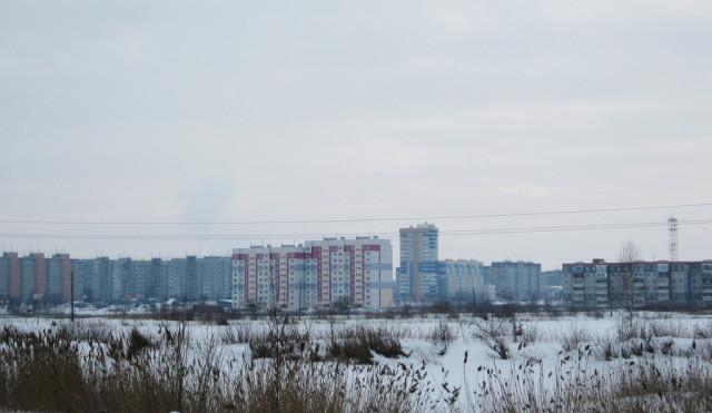 Микрорайон Заозерный