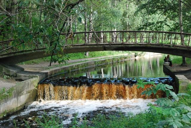 Мост через Неглинку