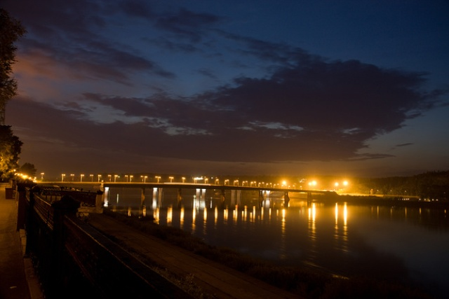 Кемерово. Кузнецкий мост