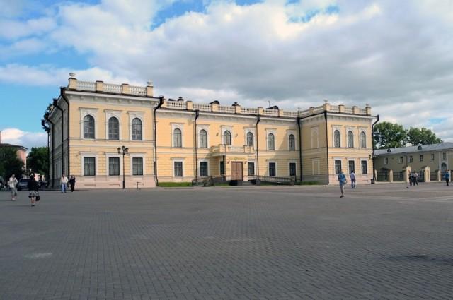 Музей Вологодского кружева