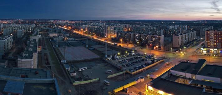 Нижний Новгород. Автозаводской район
