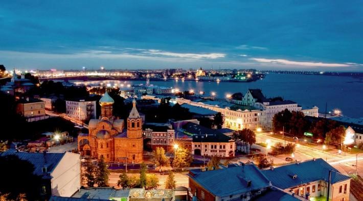 Нижний Новгород. Старый центр