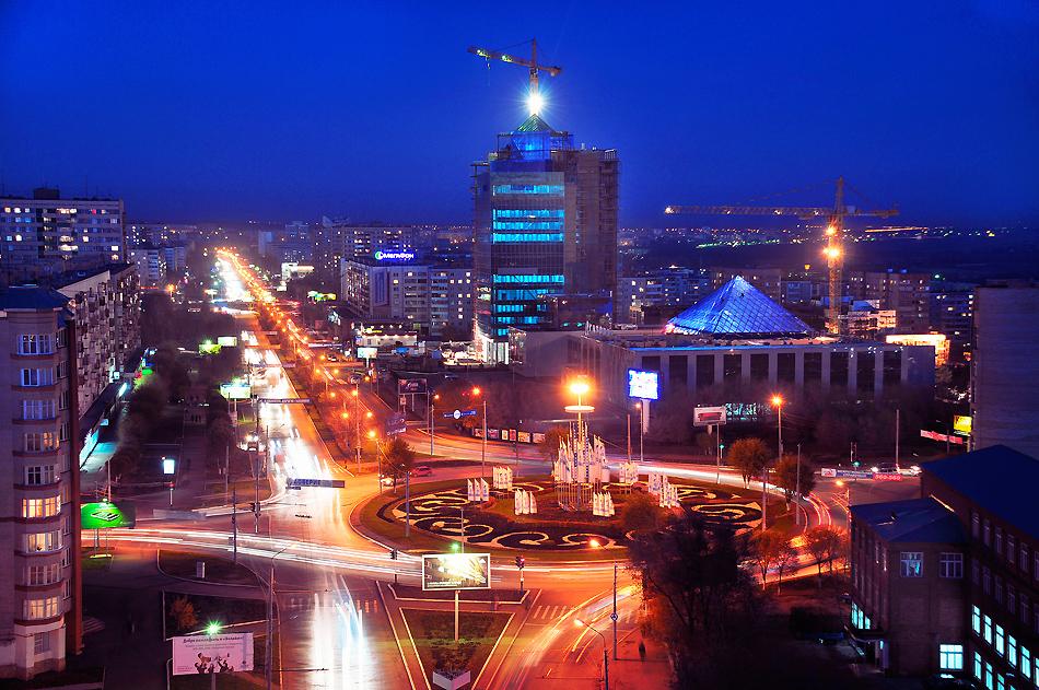 Город Оренбург - история, климат, экология, недвижимость, достопримечательности