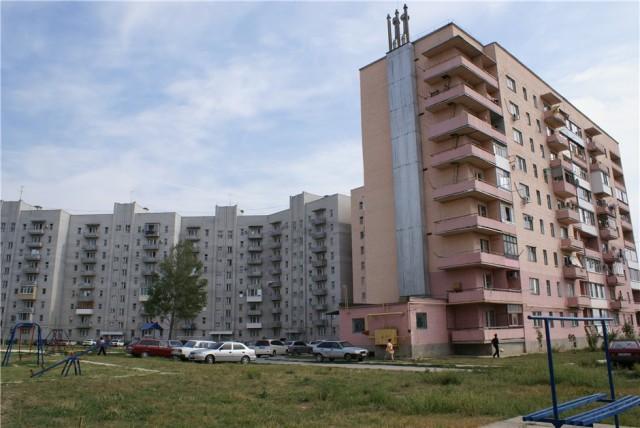 Новочеркасск. Восточный