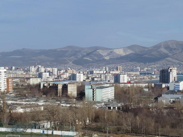 Панорама Новороссийска