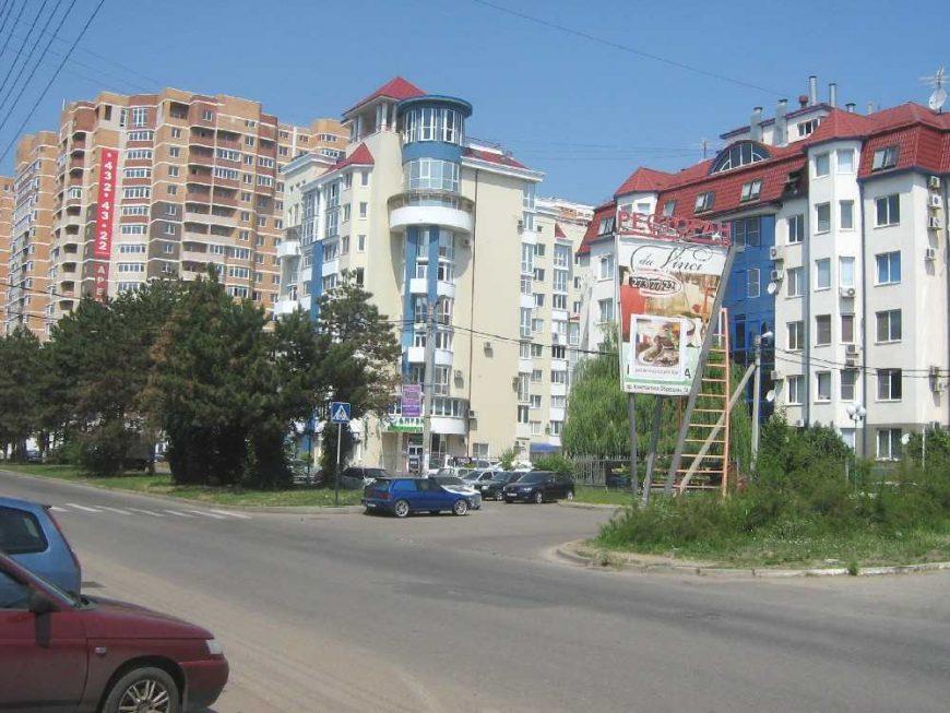 Краснодар. Новостройки Фестивального