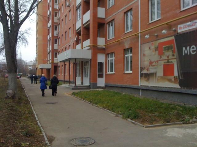 Новые дома на улице Кукунина