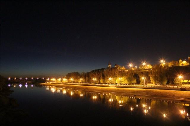 Оренбург. Набережная