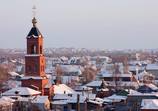 Орск. Старый город