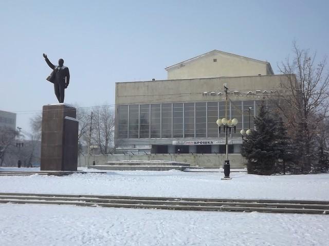 Орск. Театр драмы