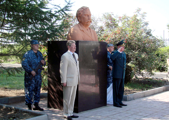 Памятник Верещагину