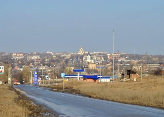 Панорама Новочеркасска