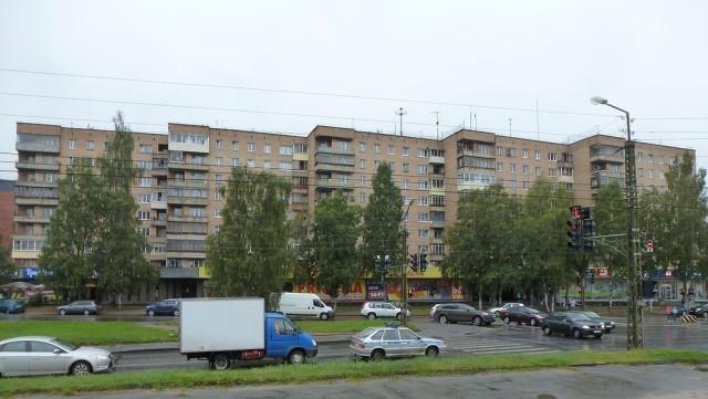 Первомайский проспект