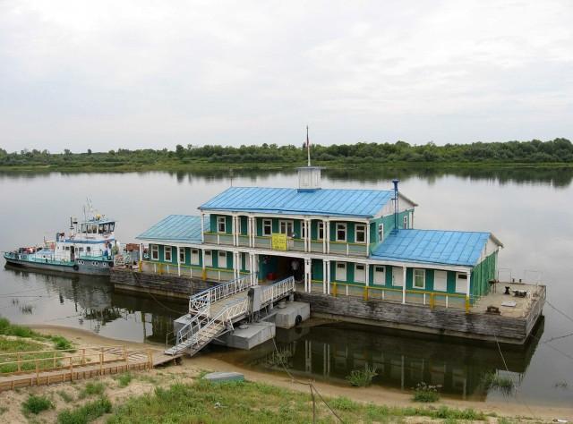 Порт Мурома