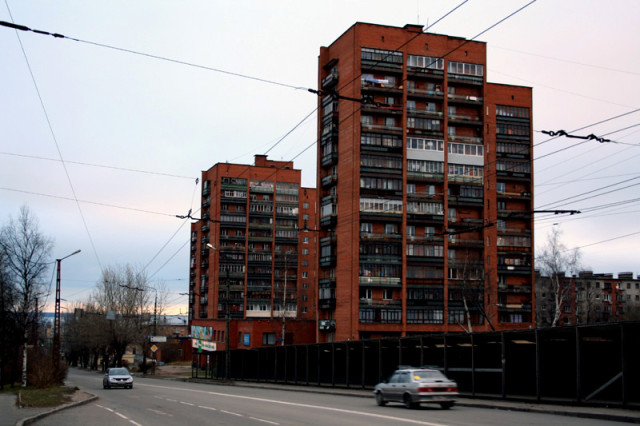 Проспект А.Невского