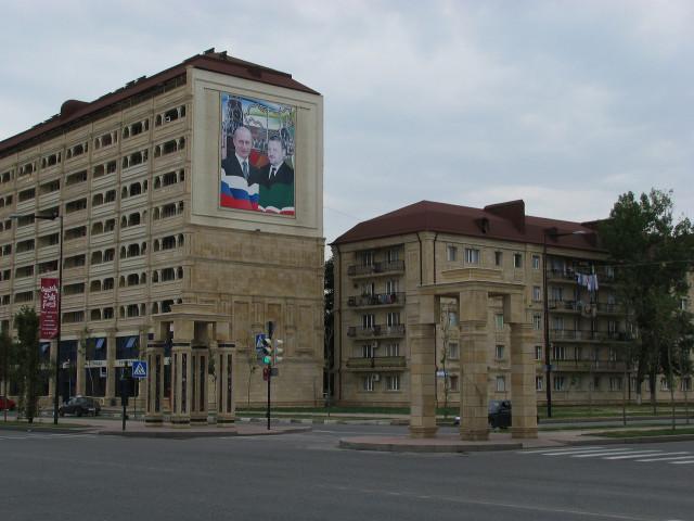 Путин-Кадыров