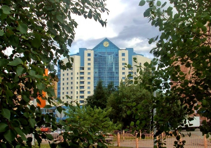 """Сургут. ТРЦ """"Сити-центр"""""""