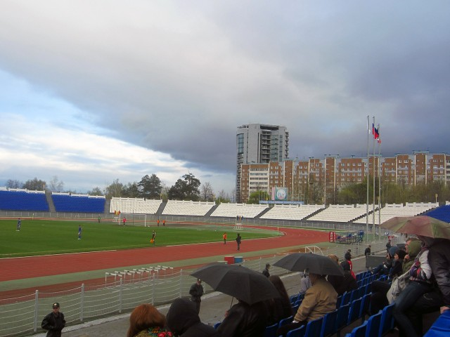 Ижевск. Стадион Зенит