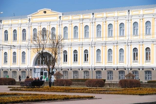 Ставрополь. Краеведческий музей