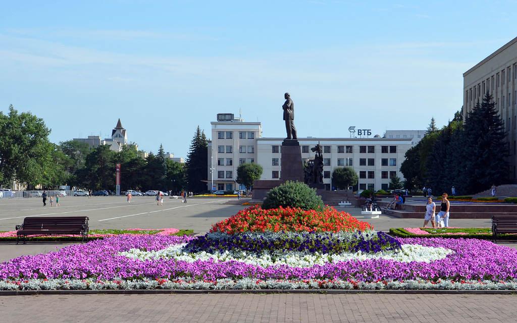 Карта Ставрополя, где находится Ставрополь на карте мира