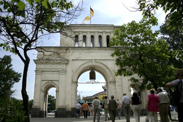 Ставрополь. Тифлисские ворота