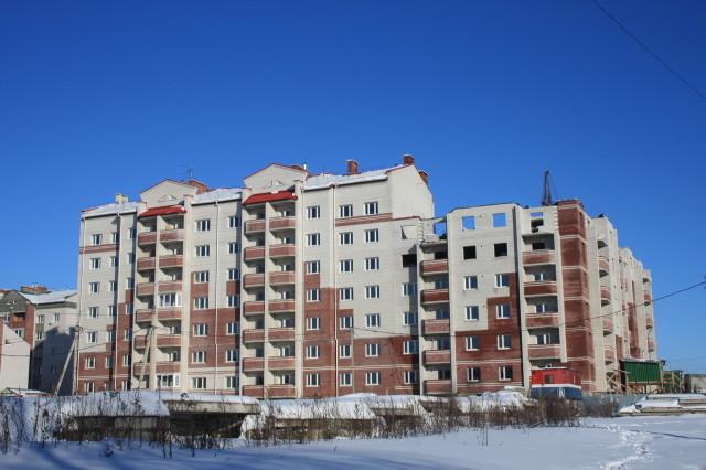 Строительство в Соловьиной роще