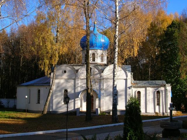 Свято-Успенский мужской монастырь