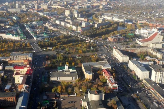 Центр Омска