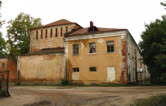 Церковь Андрея Стратилата в микрорайоне Оргтруд