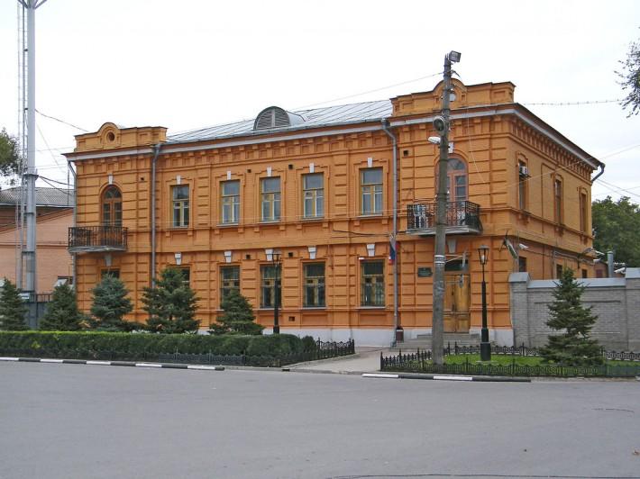 Таганрог. Здание таможни