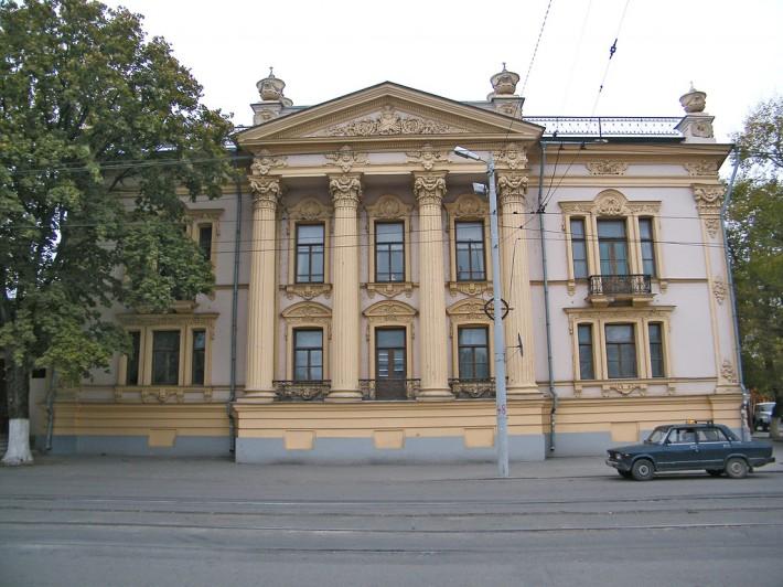 Таганрог. Историко-краеведческий музей