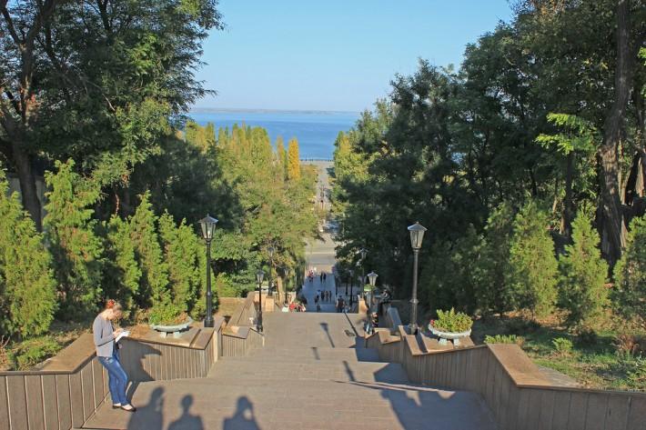 Таганрог. Каменная лестница