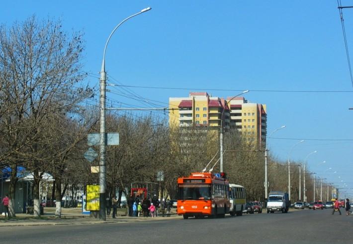 Тамбовский троллейбус