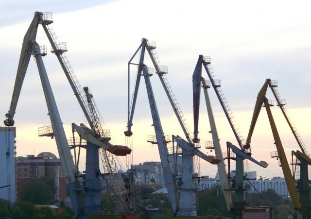 Тюменский порт
