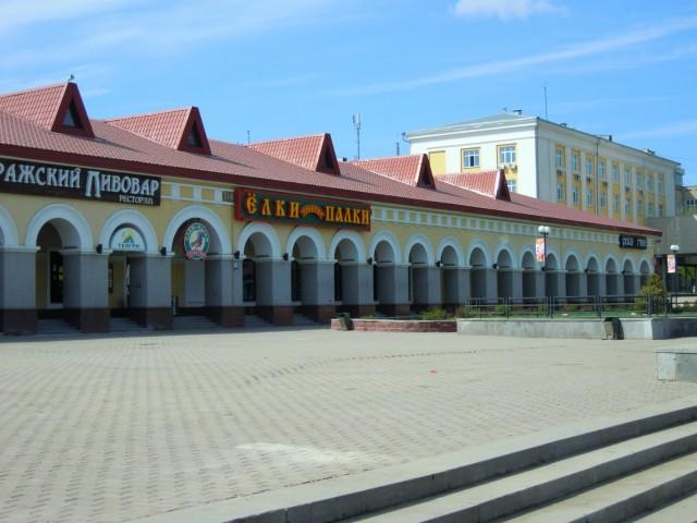 Уфа. Гостинный двор