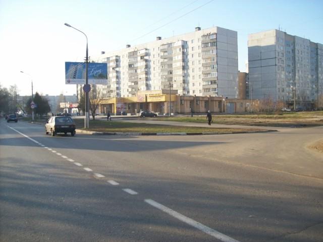 Улица Парковская