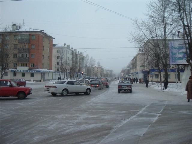 Улица Социалистическая