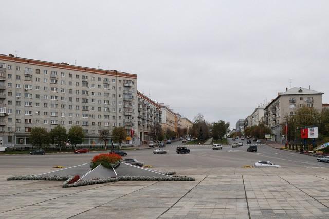 Ульяновск. Ул. Гончарова