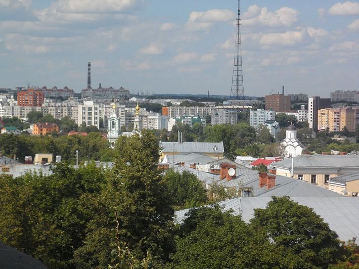 Панорама Владимира