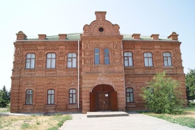 Здание старой школы
