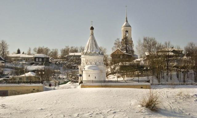 Зимний Муром