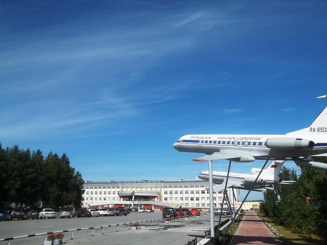 Аэропорт Нижневартовска