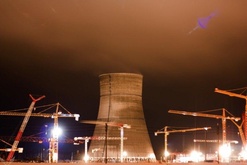 Градирня ЛАЭС